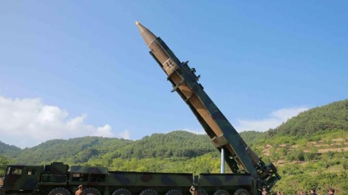 Korut Sebut Peluncuran Rudal Antarbenua Peringatan Keras Bagi AS