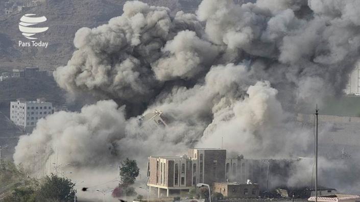 Hari ini, Jet Tempur Saudi 20 Kali Gempur Yaman