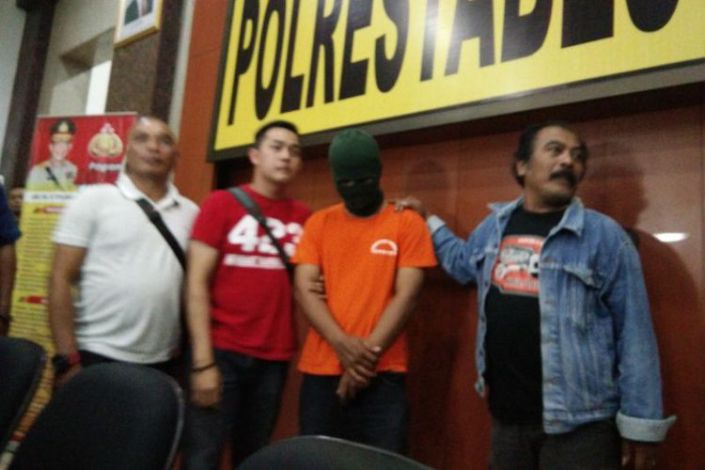 Kasus Penghinaan Iriana Jokowi, Pelaku Mengaku Tidak Suka Pemerintah.jpg