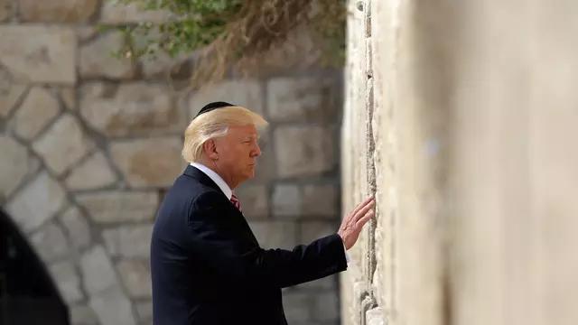 Sikap Donald Trump soal Yerusalem Karena Miliarder Israel